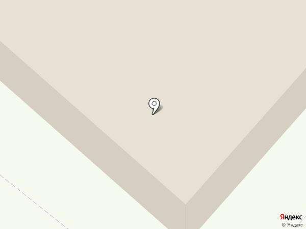 Рысенок на карте Вологды