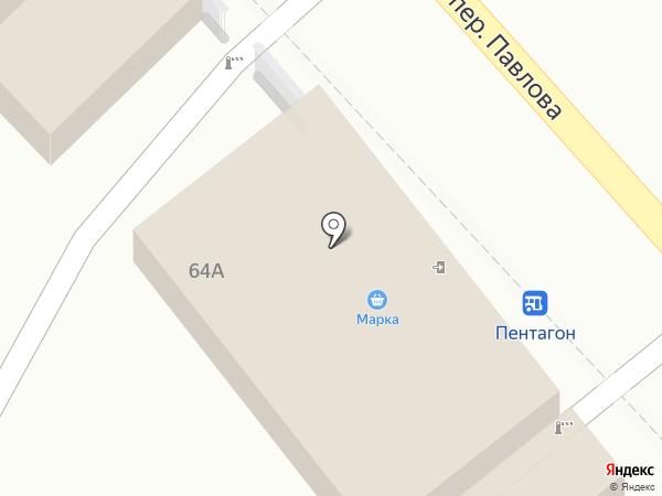 Ветерок на карте Сочи