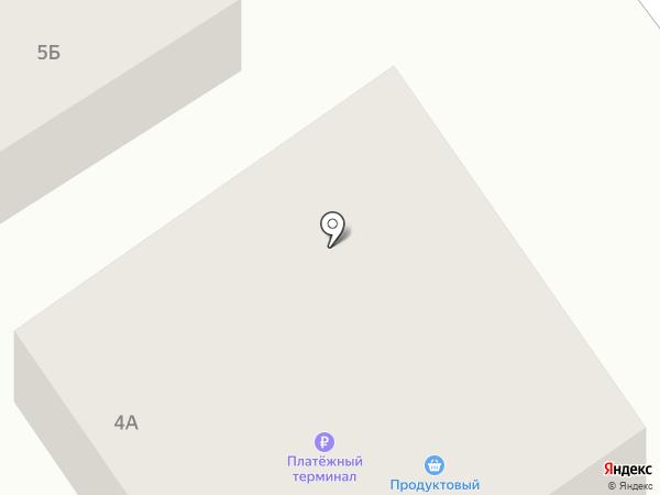 Продуктовый магазин, Новоусманское районное потребительское общество на карте Новой Усмани