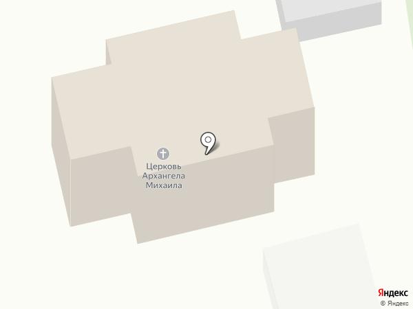 Церковь Рождества Пресвятой Богородицы на карте Бабяково