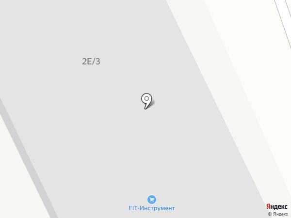 FIT инструмент на карте Бабяково