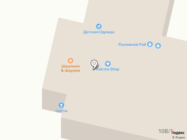 Мастерская по ремонту одежды на карте Новой Усмани