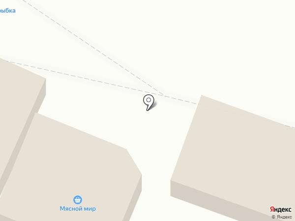 Аленушкина лавка на карте Новой Усмани