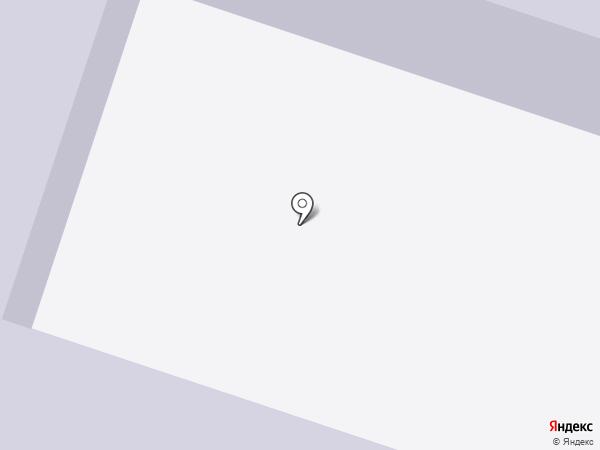 Новоусманская средняя общеобразовательная школа №3 на карте Новой Усмани