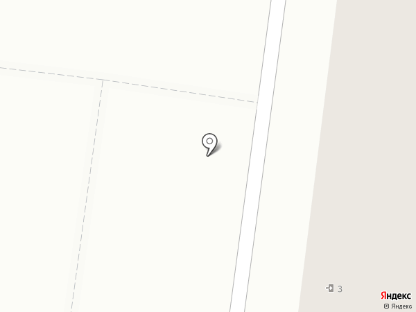 Александровский сад на карте Новой Усмани