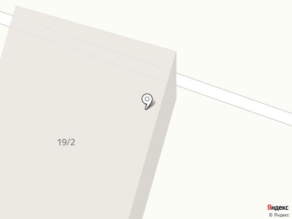 Соляная пещера на карте Новой Усмани