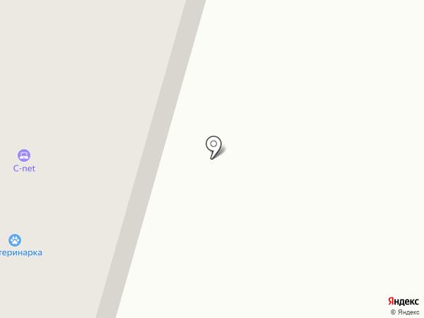 Транс Аналитика на карте Новой Усмани