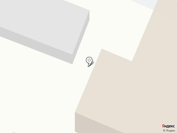 Автобат на карте Новой Усмани