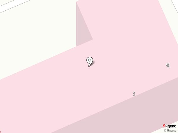 Родильный дом на карте Азова