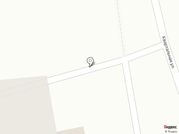 Леопольд на карте Новой Усмани