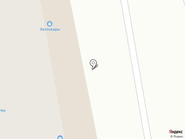 Сушняк на карте Новой Усмани