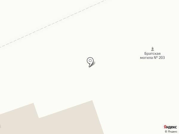 Почтовое отделение №1 на карте Новой Усмани