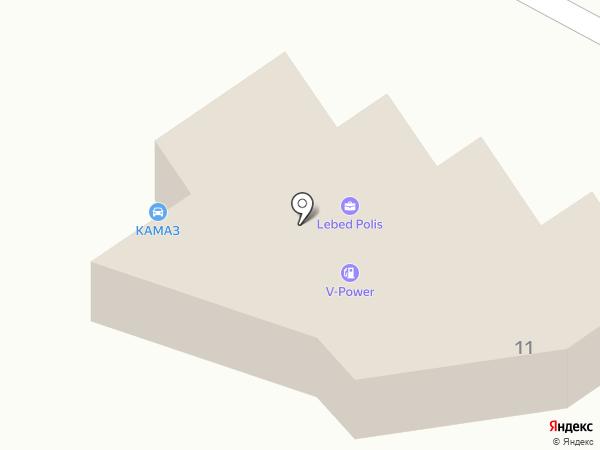 Платежный терминал на карте Азова