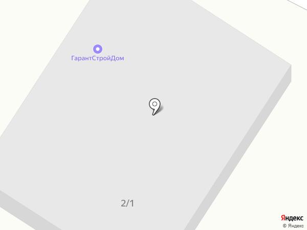 ГарантСтройДом на карте Новой Усмани