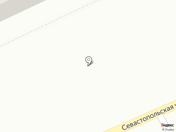 Сауна на карте Азова