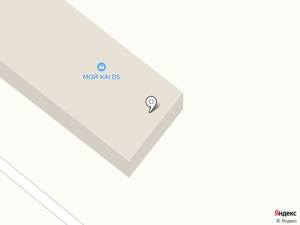 Мой-ка! на карте Новой Усмани