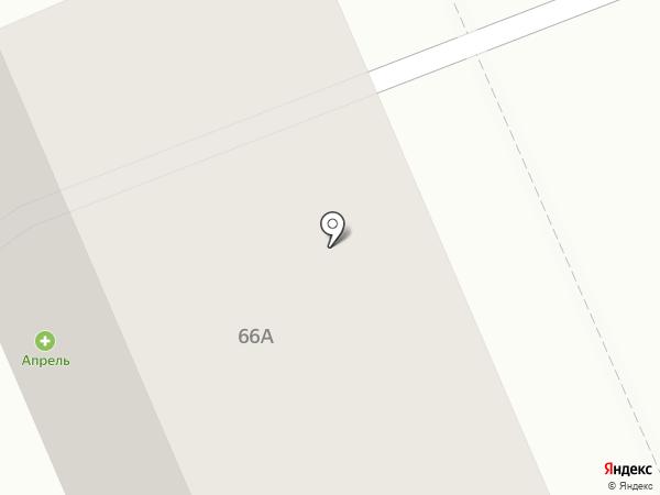 Агрокомплекс на карте Азова