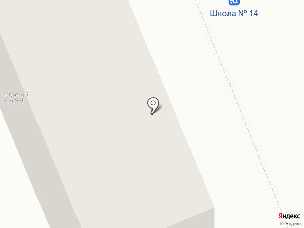 Ирида на карте Азова