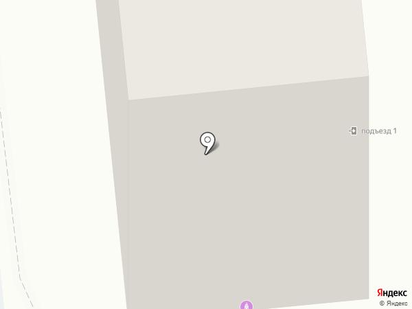 Инстеп на карте Новой Усмани