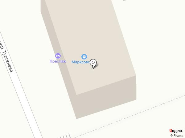Престиж на карте Азова