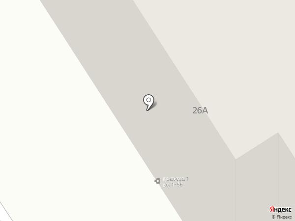 Управляющая компания Главоблстройресурс на карте Новой Усмани