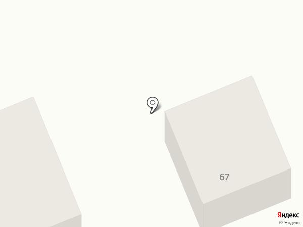 Шиномонтажая мастерская на карте Азова