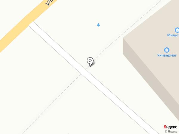 Техника на карте Новой Усмани