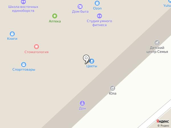 Вырастай-ка на карте Новой Усмани