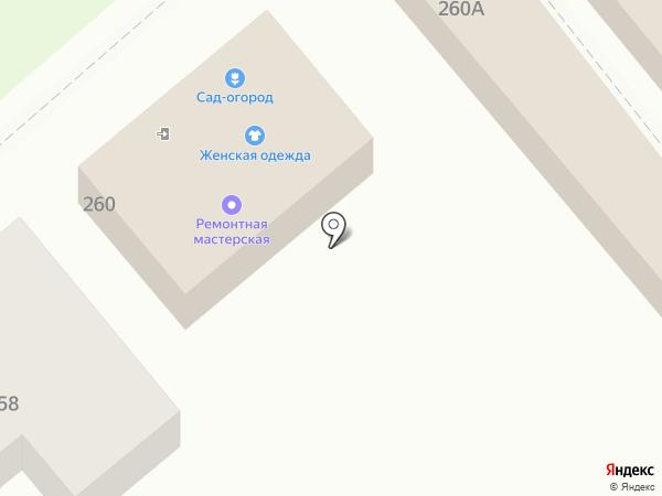 Для милых дам на карте Новой Усмани