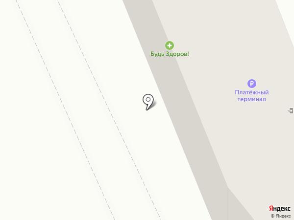 Аптека №409 на карте Азова