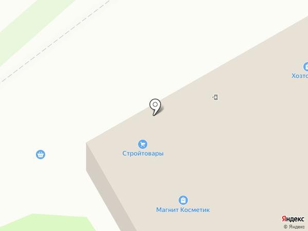 Строй материалы на карте Новой Усмани