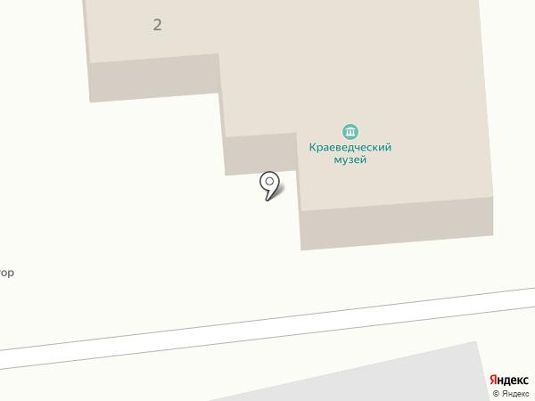 Новоусманский районный краеведческий музей на карте Новой Усмани