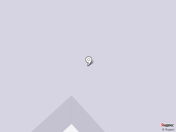 Новоусманский лицей на карте Новой Усмани