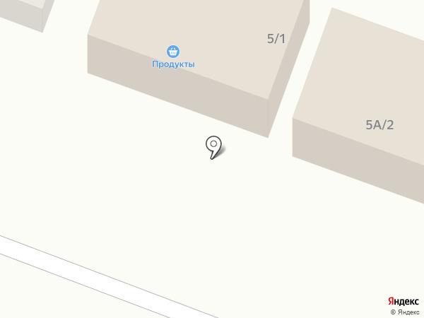 Юбилейный на карте Новой Усмани