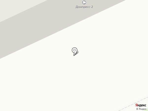 Дон-Пресс 2, ТСЖ на карте Азова