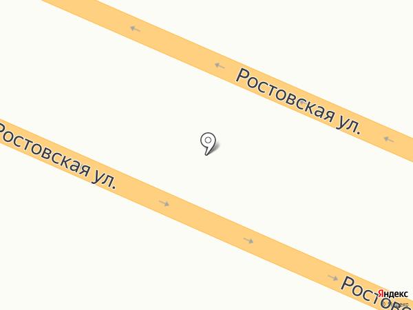 Шиномонтажная мастерская на карте Новой Усмани