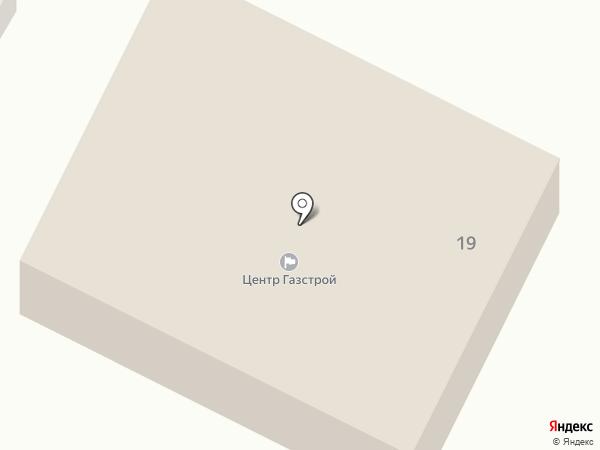 Центр Газстрой на карте Новой Усмани