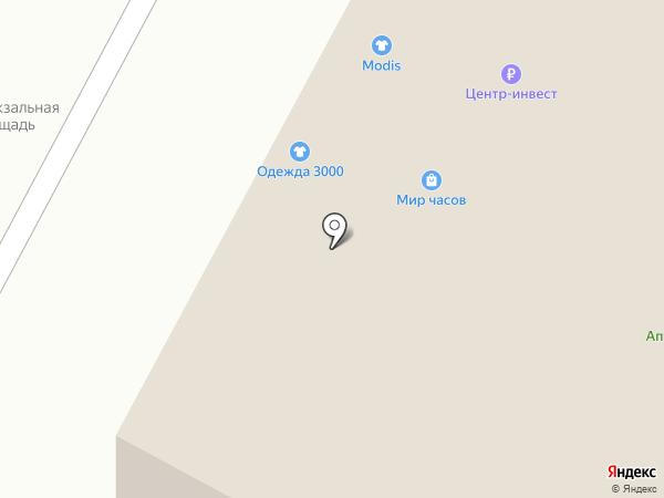 RENT на карте Азова
