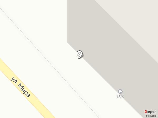 Место тесто на карте Азова