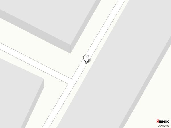 АвтоГраф на карте Азова