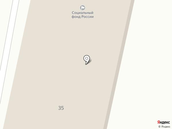 Управление Пенсионного фонда РФ по Новоусманскому району Воронежской области на карте Новой Усмани