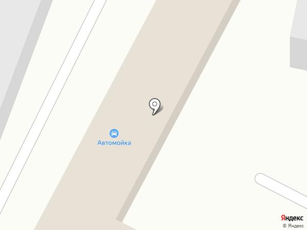 Автомойка на карте Азова
