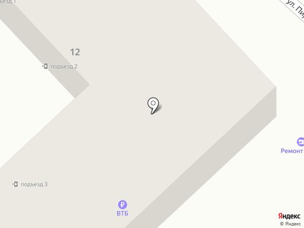 Банкомат, Банк ВТБ 24 на карте Азова