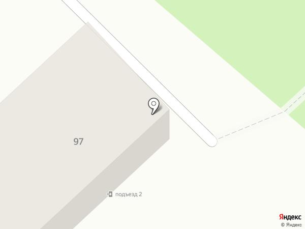 Магазин ковров на карте Азова