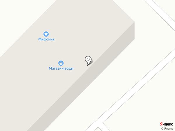 Ева на карте Азова