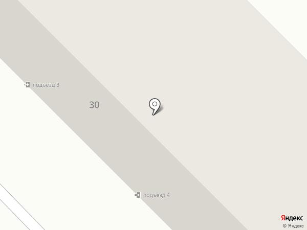 Юрт на карте Азова