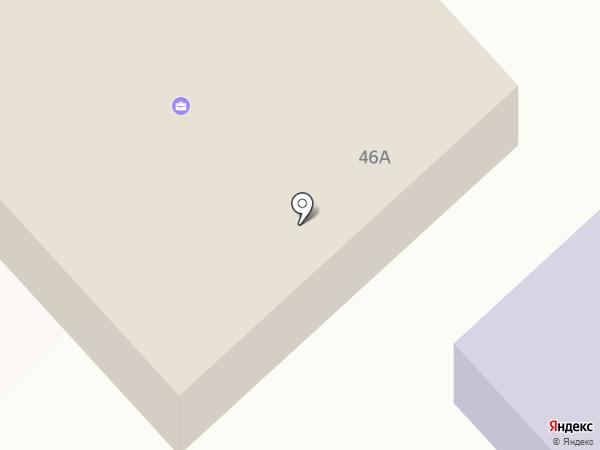 Белгоросс на карте Азова