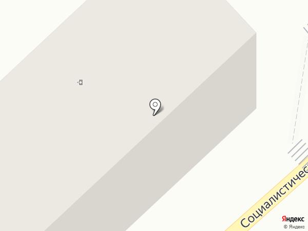 Орбита, КПК на карте Азова