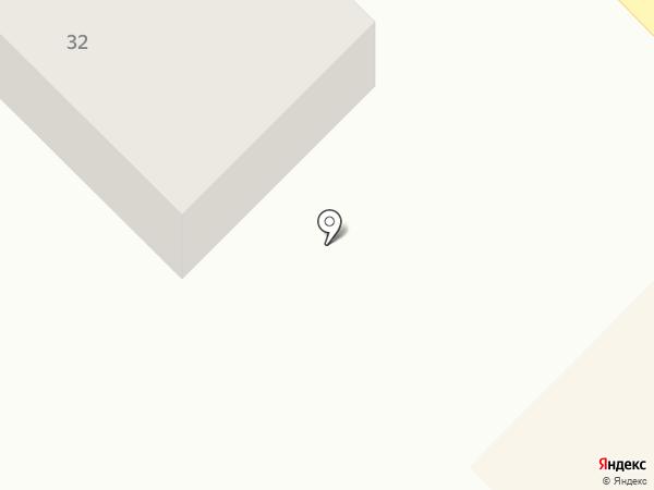 Нотариус Денисенко Е.Г. на карте Азова