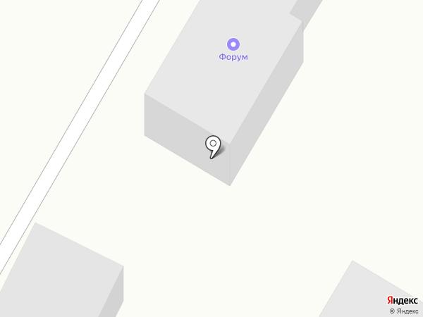 Аккумуляторный центр на карте Азова